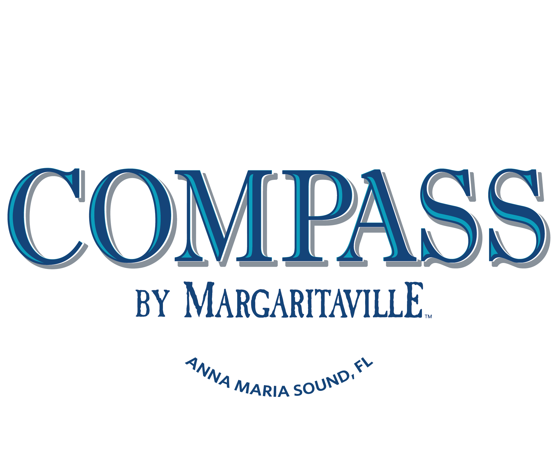 Compass by Margaritaville Logo