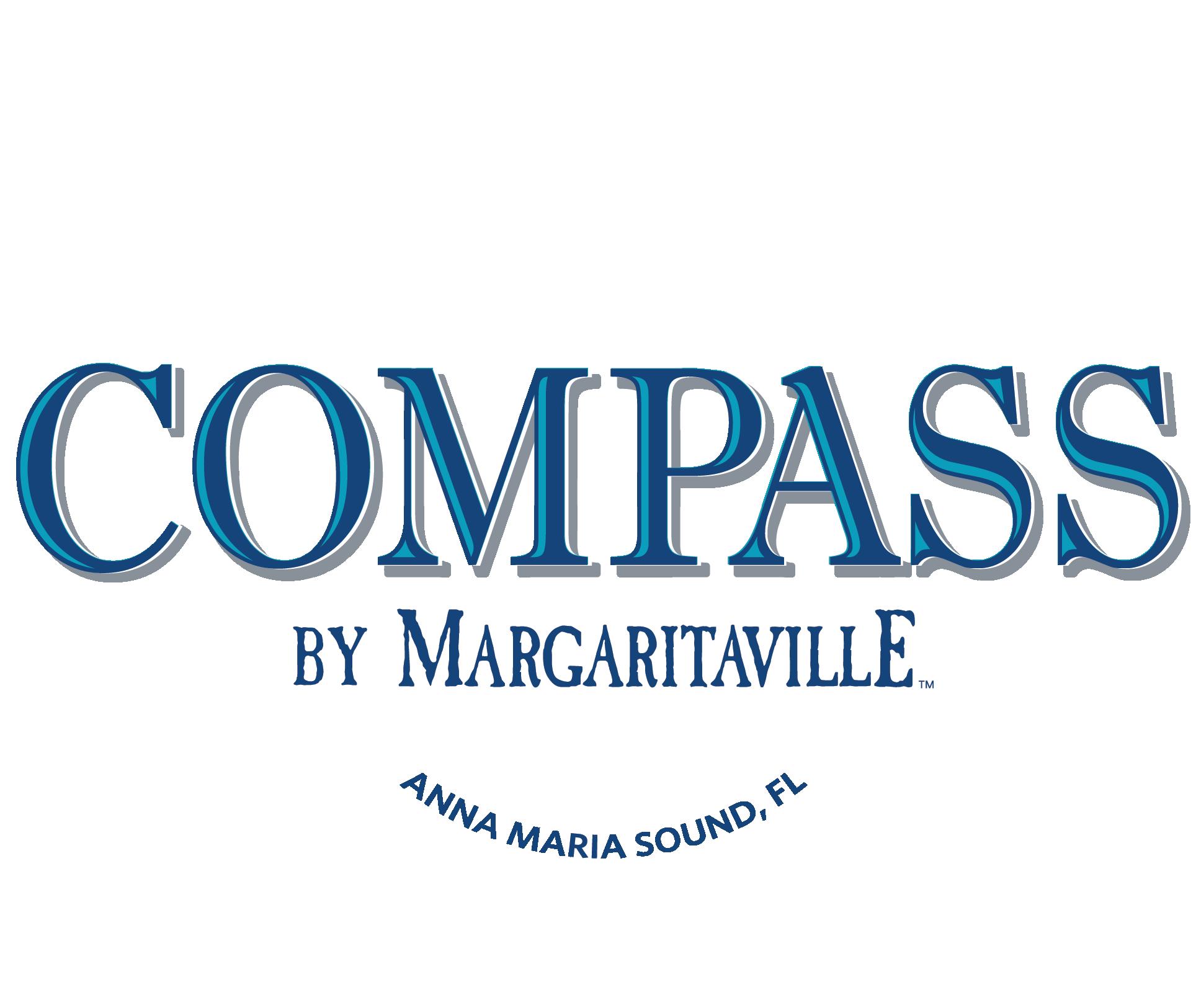 Compass Anna Maria Sound Logo